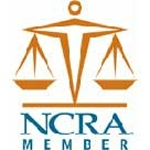 National Court Reporters Association Logo