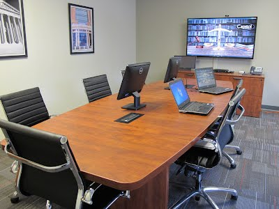 Complimentary Conference Room for Henderson Kashmere Wetmore Court Reporters in Harrisburg Pennsylvania