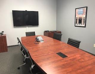 Capitol Support Services Conference Room in Lemoyne Pennsylvania